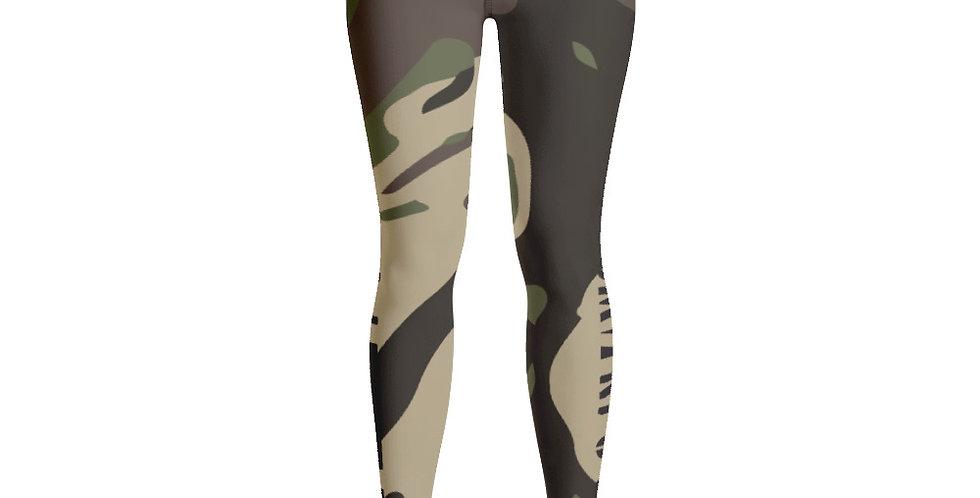 Prime Fitness - Camo Yoga Leggings