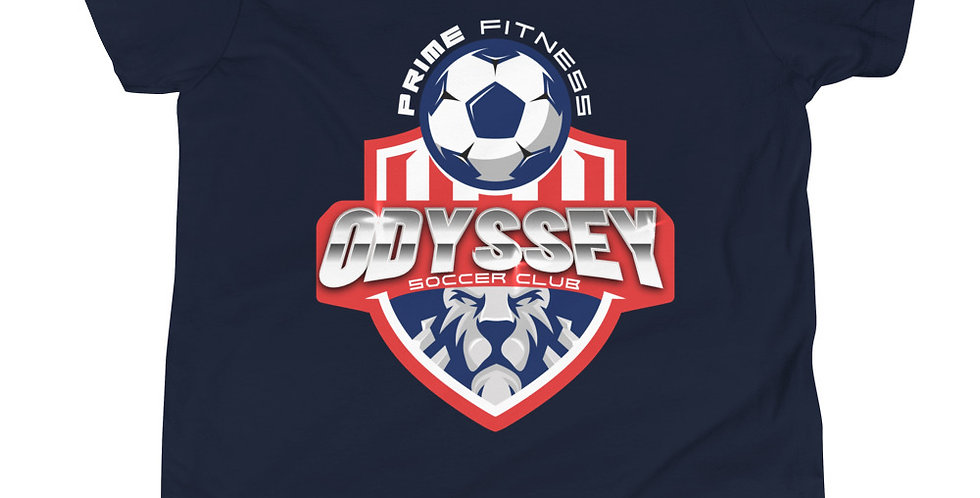 Prime Fitness - Odyssey Soccer Club (Youth)
