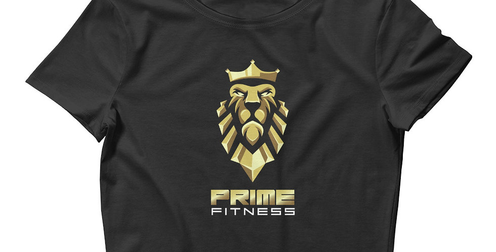 Prime Fitness - Women's Crop Tee