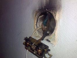 ремонт электропроводки