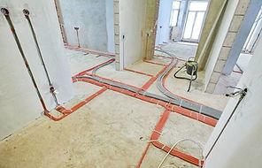 замена электропроводки в квартире. Монтаж проводки