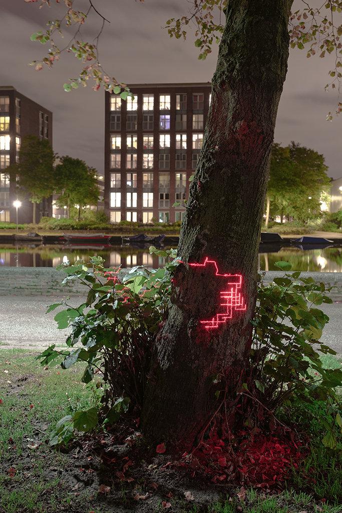 Landstriche, Amsterdam von Martin Fell