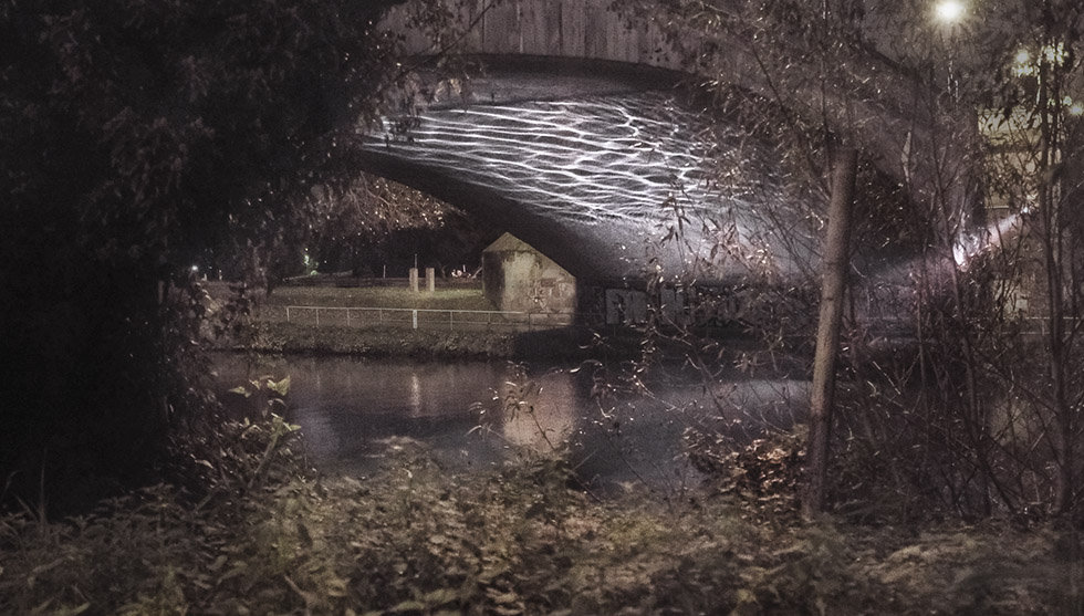 Flusslicht1_Martin Fell