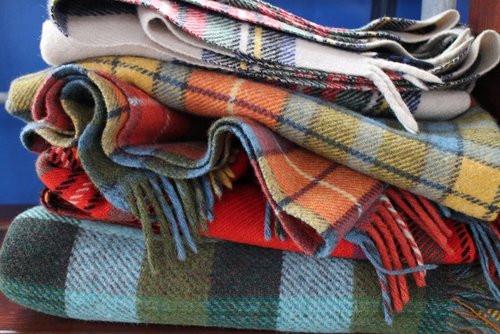 Mos Blog Crannog Cruise Blankets on Boar