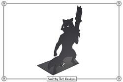 Rocket-Raccoon-Side