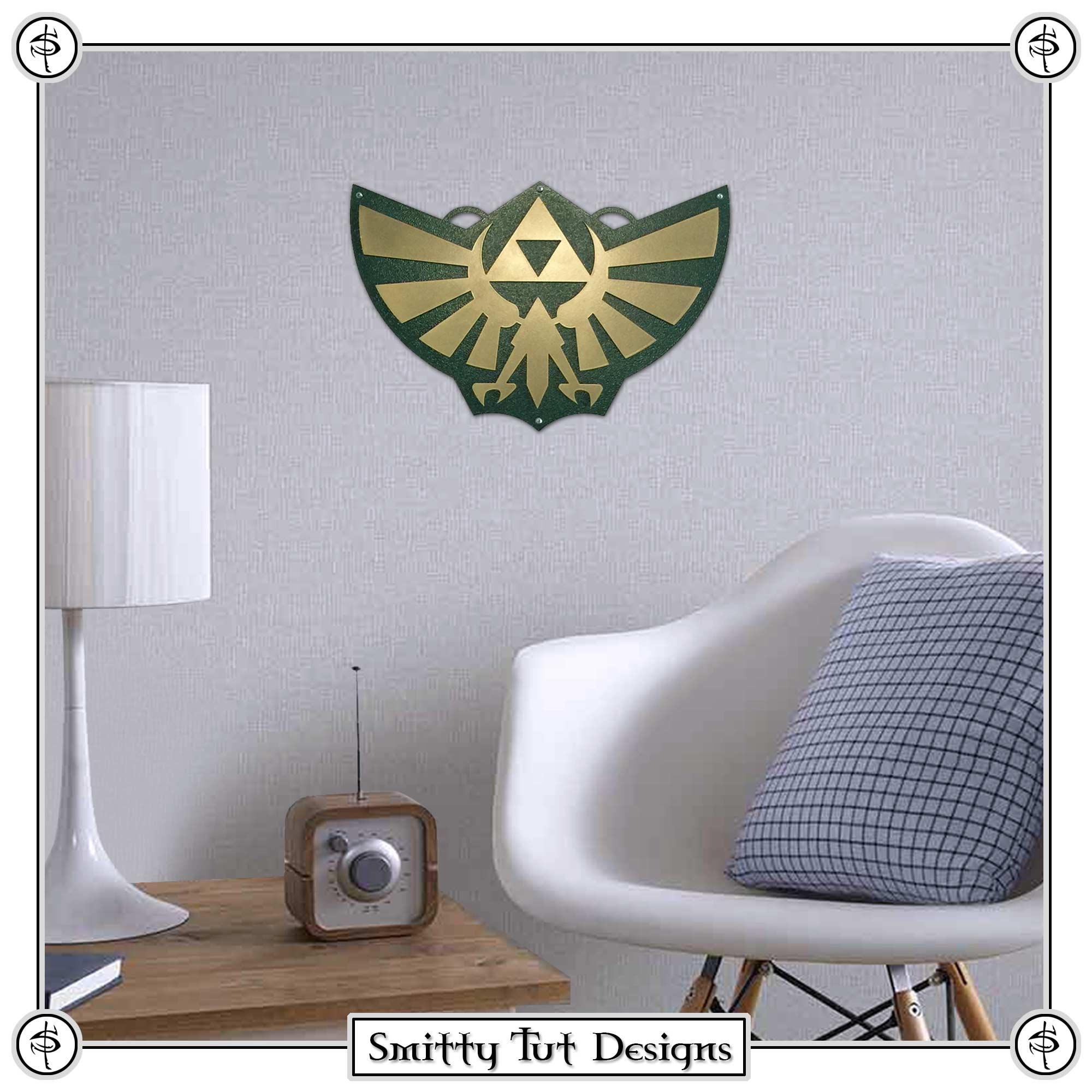 Zelda-Wall