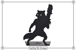 Rocket-Raccoon-Front