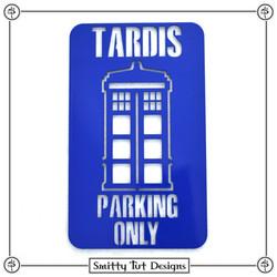 Tardis Front