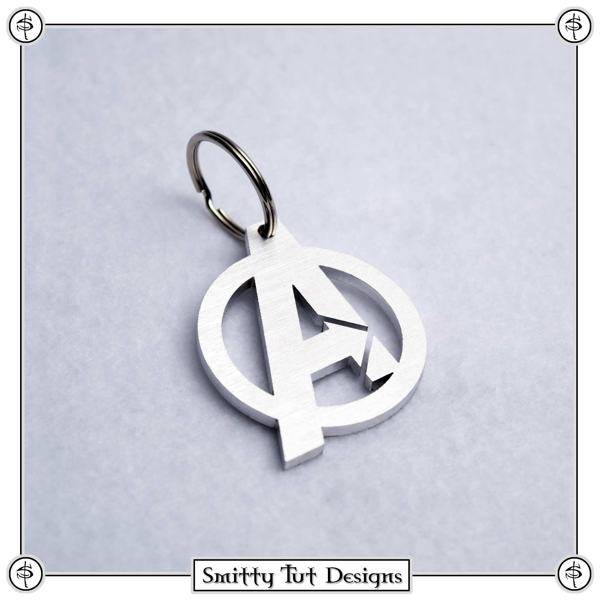 Avengers-Keychain