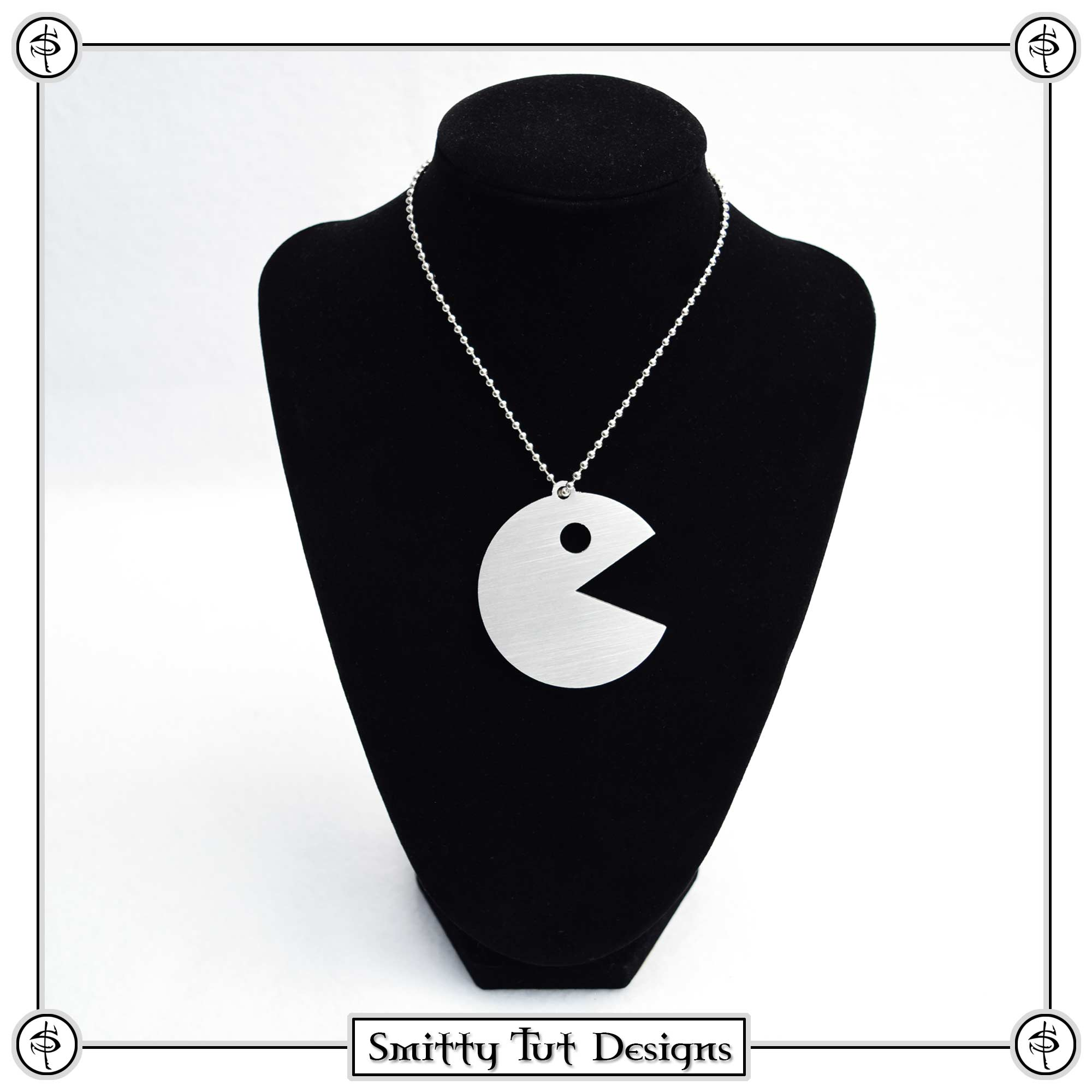 Pac-Man-Necklace