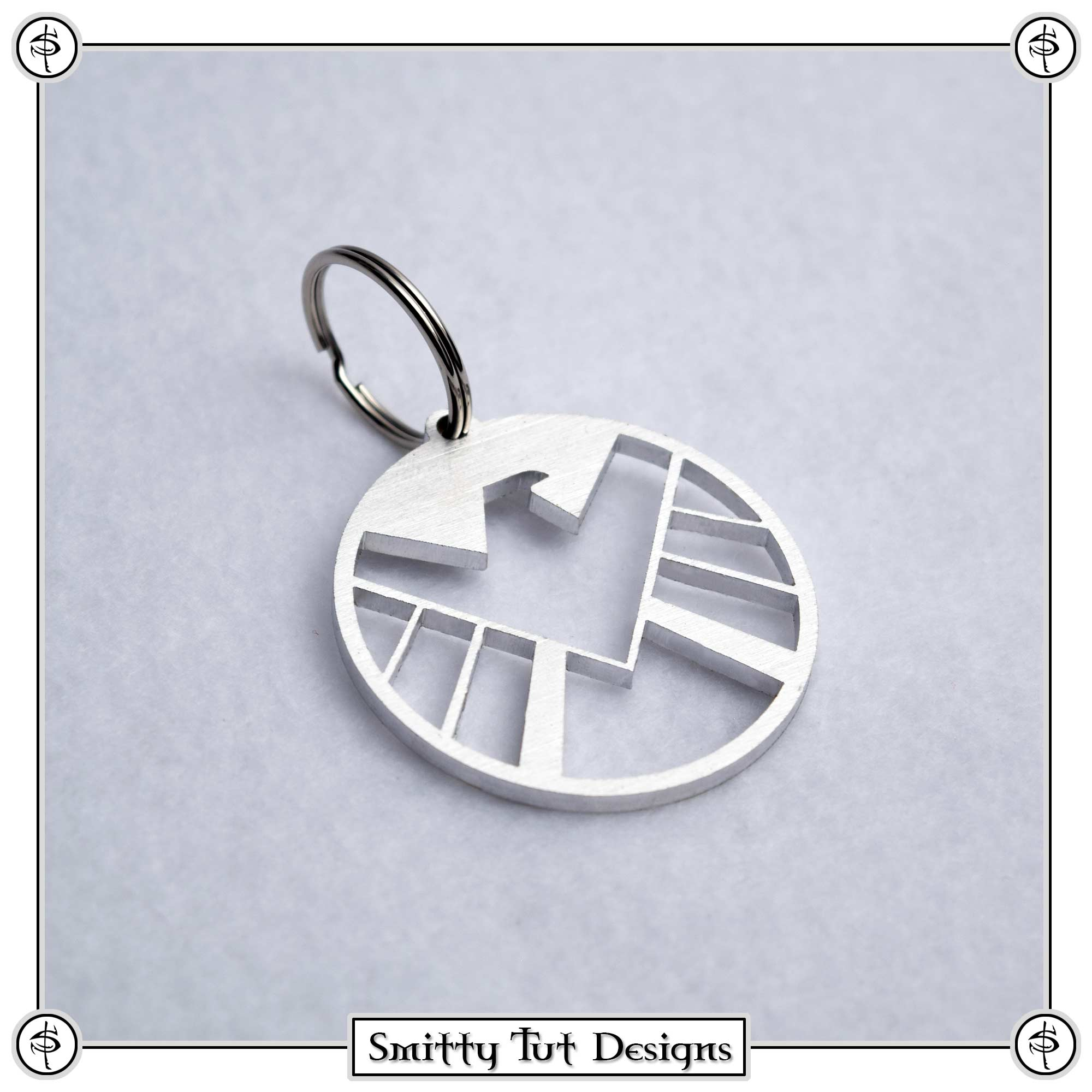Shield-Keychain
