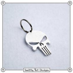 Punisher-Keychain
