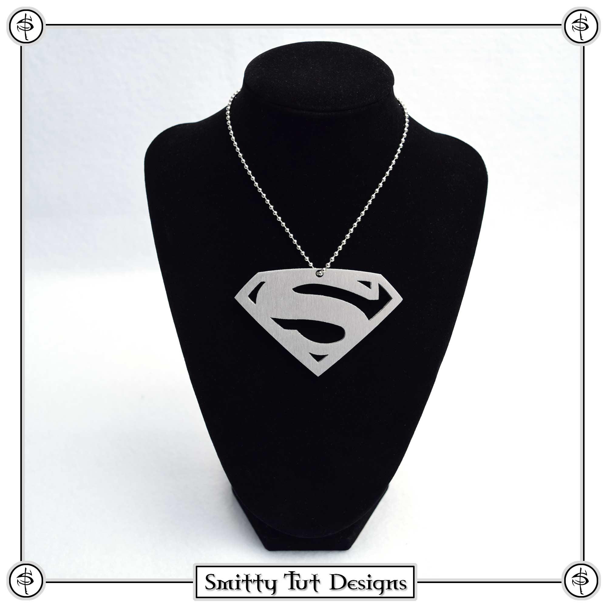 Superman-Necklace