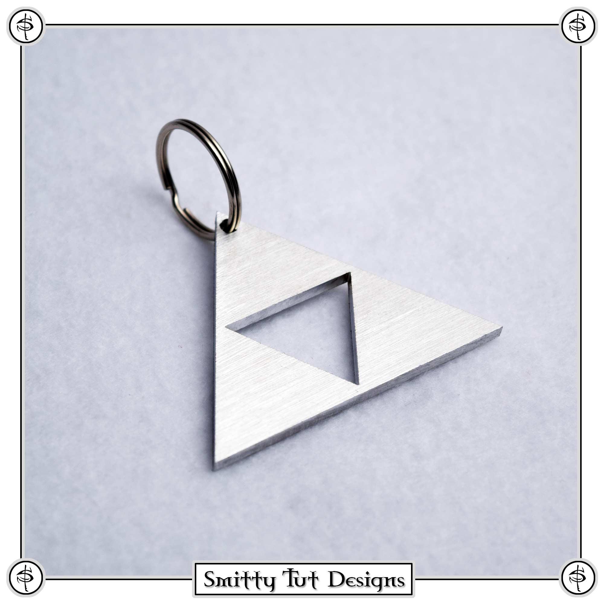 Triforce-Keychain