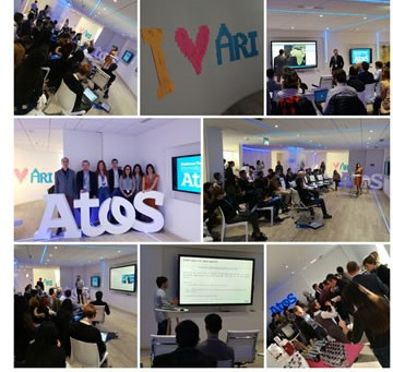 AGORA Marketplace presented in Atos Research and Innovation (ARI) Digital Show