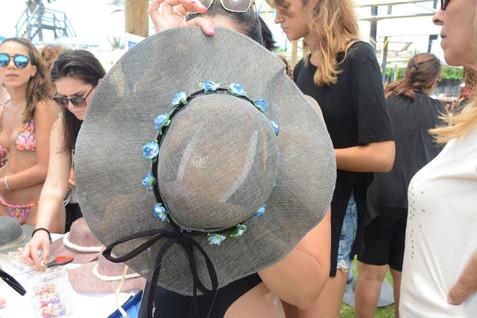 עיצוב כובע בסטייל אישי