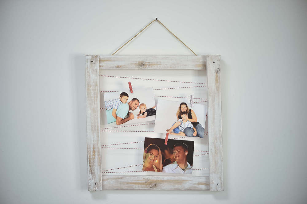 מסגרת לתמונות משפחתיות