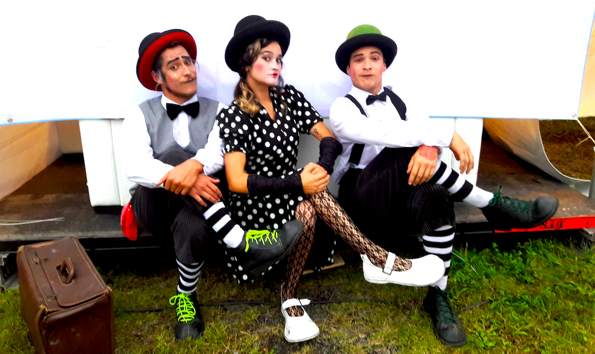 trio clown 4
