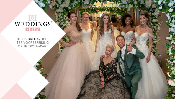 Weddings Bruidsmode Modeshow