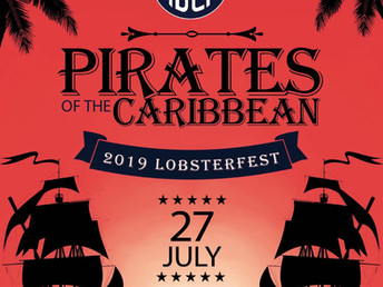 Ahoy Matey! Our Annual Lobsterfest Fundraiser be drawin' near! Get Yer Tickets Now!