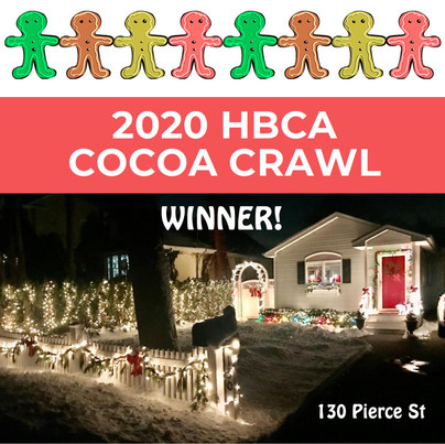 HBCA 2020 Cocoa Crawl Winner!