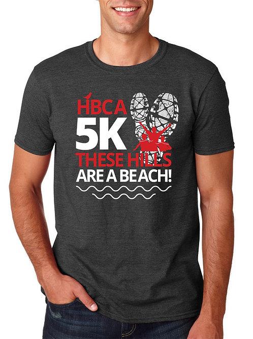 2X HBCA 5K T-SHIRTS