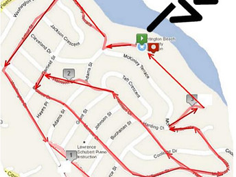 "HBCA 5K Race/Walk - October 5th  ""These Hills Are a Beach!"""
