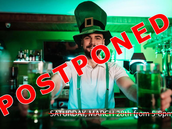 POSTPONED - An HBCA St. Patty's Party at the Beach Pub