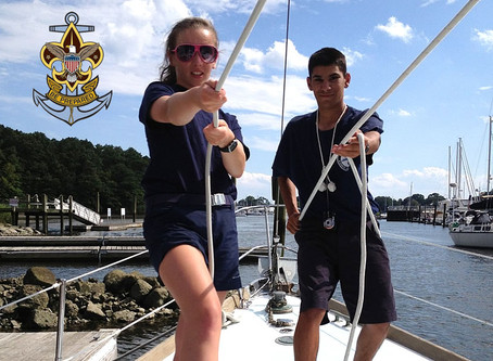 Sea Scouts Program