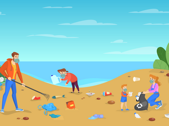 Sign Up for Beach Cleanup Day(s)!