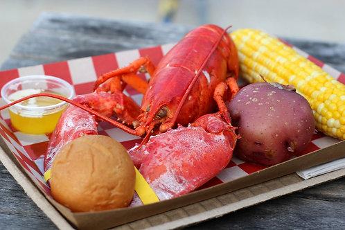 Lobsterfest 2021 Entry Ticket + Lobster Dinner