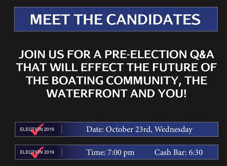 GHCYBC Meet the Candidates Night - Wed, Oct. 23 at HYC