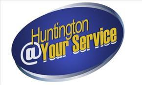 Huntington @ Your Service!
