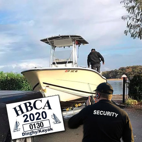 2020 Premiere Boating Membership Package (includes boating stickers & security)