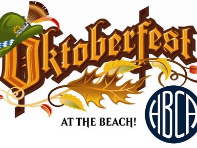 Oktoberfest at the Beach