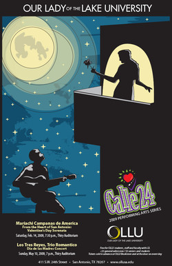 2009 Calle 24 Series Poster