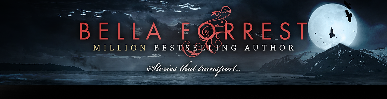 Bella Forrest Official Author Site Welcome A Shade Of Vampire