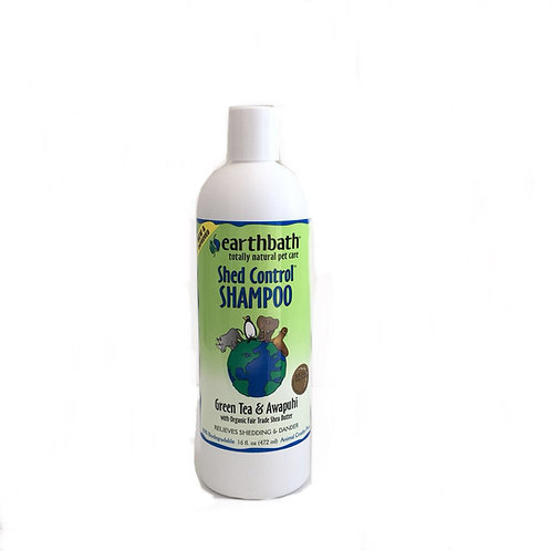 Shampoo Earth Bath Green Tea
