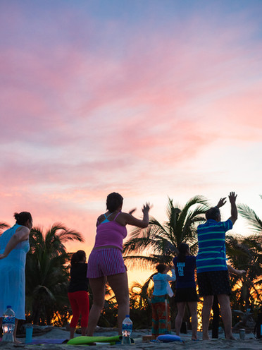 Retiros de Meditación y Yoga Bambuddha Acapulco
