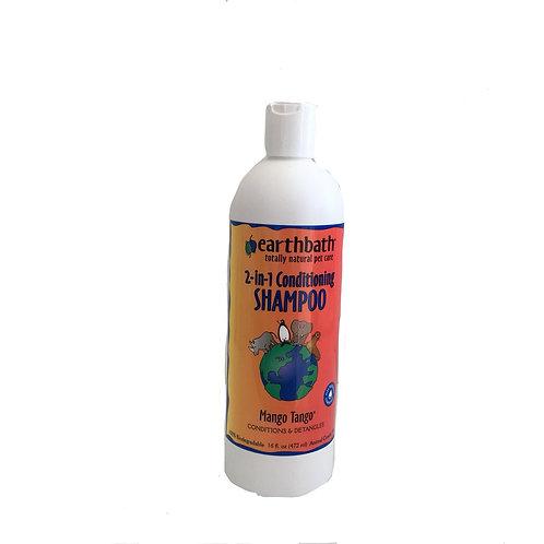 Shampoo Earth Bath Mango Tango