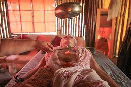 Terapia Shirodhara Bambuddha Holistic Ce