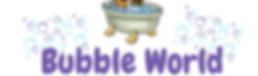 Bubble World México Logo