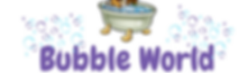 Bubble World México Logo