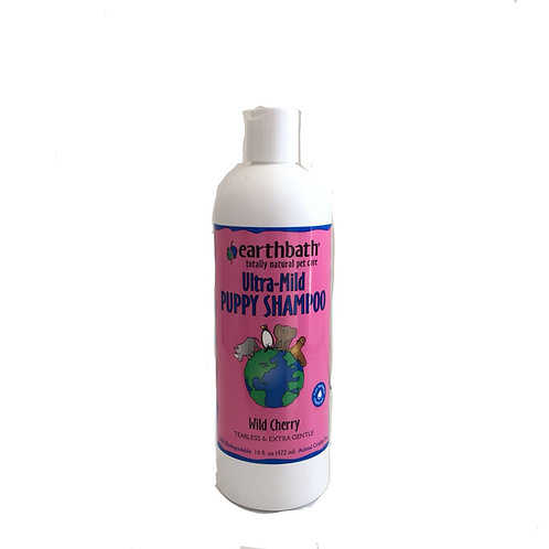 Shampoo Earth Bath Wild Cherry