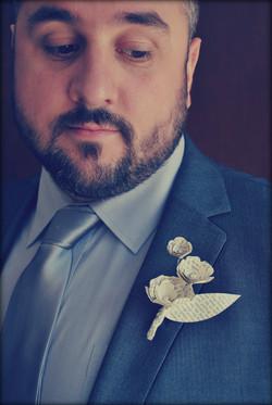 The Butler Buttonhole