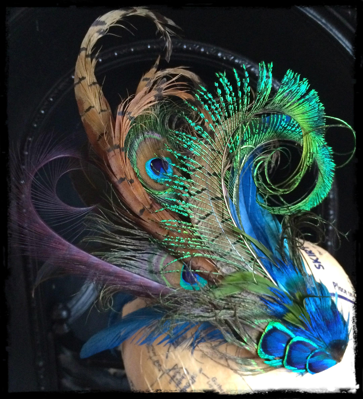 Jessica's Peacock