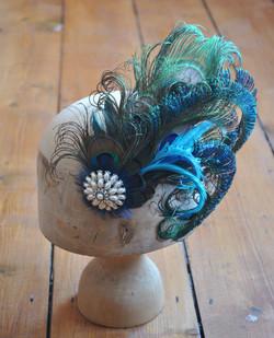 Laura's Peacock