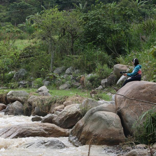 Río Pamplonita