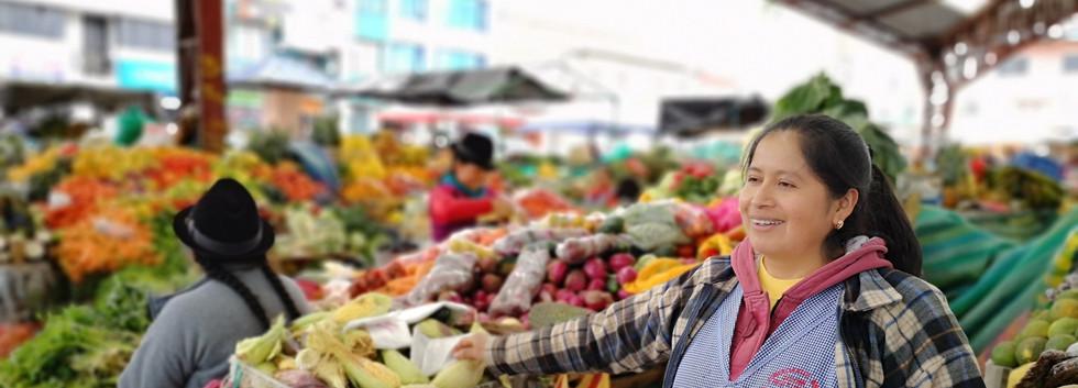 Mercado Pujilí