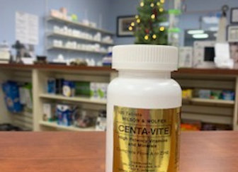 New Centrum Formula (high potency vitamins and minerals)